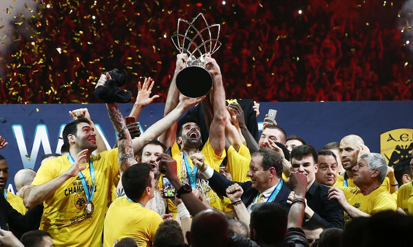 Με... ΑΕΚ το Final 4 του Basketball Champions League