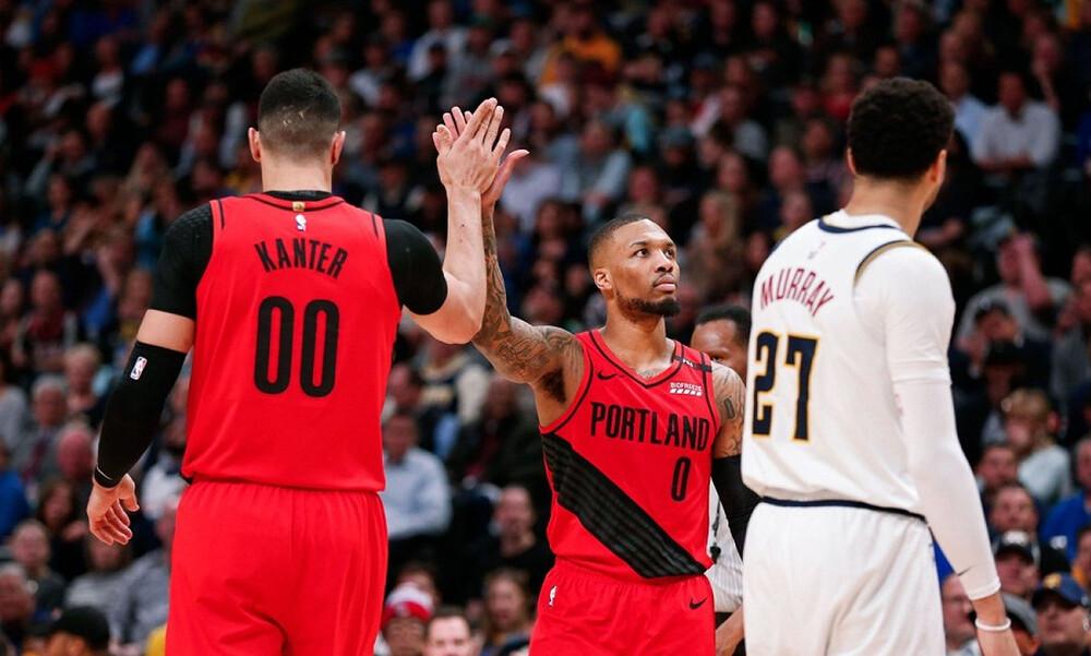 NBA: Σπουδαίο διπλό για Μπλέιζερς! (video+photos)