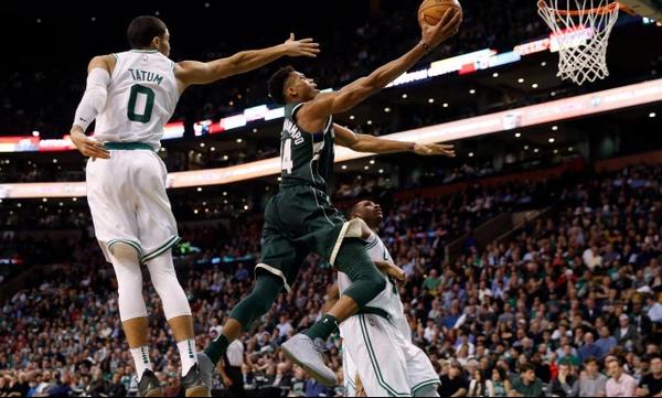 NBA: Γιάννης και Μπλέιζερς στο Top-5 (video)