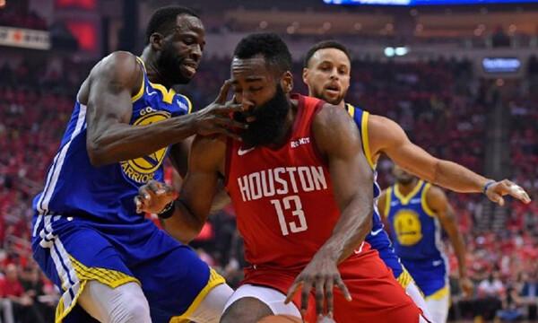 NBA: Χτύπησε ξανά τον Χάρντεν ο Γκριν