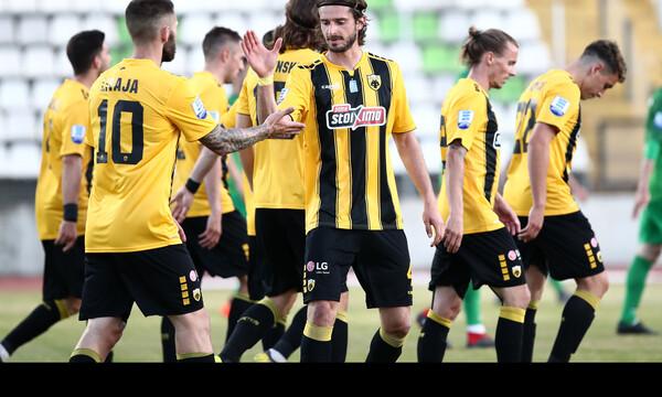 Λεβαδειακός-ΑΕΚ 0-3: Ένωση έτοιμη για τελικό (photos)