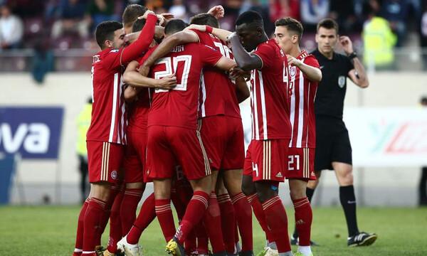ΑΕΛ-Ολυμπιακός 0-3: Άνετο πέρασμα από τον Κάμπο (photos)