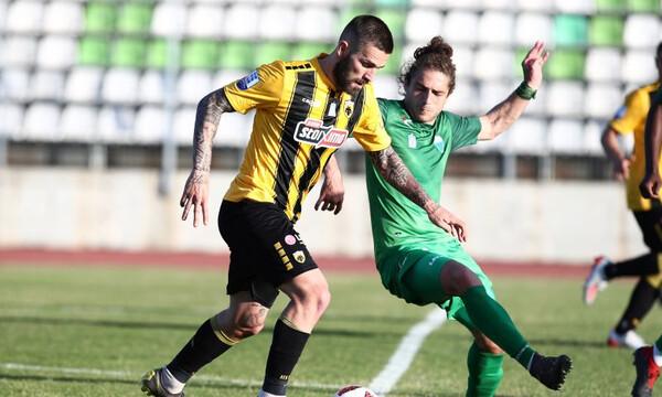 Λεβαδειακός – ΑΕΚ 0-3: Τα highlights του αγώνα (video)