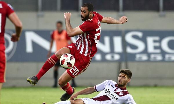 ΑΕΛ – Ολυμπιακός 0-3: Τα highlights του αγώνα (video)
