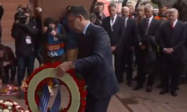 Λίβερπουλ – Μπαρτσελόνα: Τίμησαν τα θύματα του Χίλσμπορο οι Καταλανοί (video)