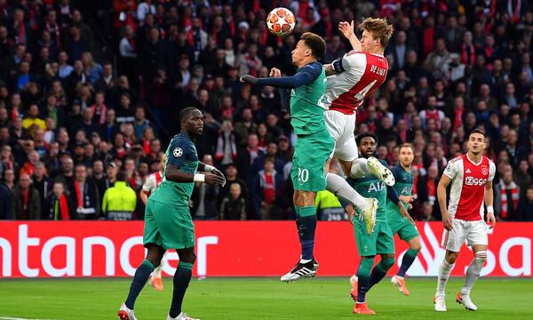 Champions League: Τα ρεκόρ Τότεναμ και Μούρα και ο… οιωνός ενόψει Λίβερπουλ
