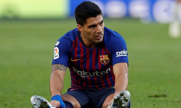 Μπαρτσελόνα: Χάνει τον τελικό του Κυπέλλου ο Σουάρες