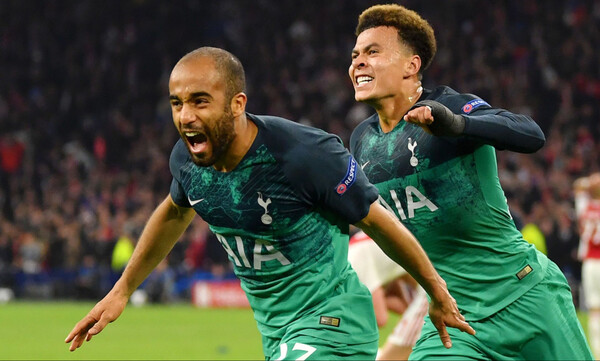 Champions League: Κορυφαίος ο Μόουρα