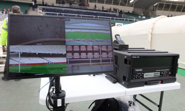 «Πολύ ωραία εμπειρία με την πρώτη εφαρμογή του VAR στον τελικό Κυπέλλου»