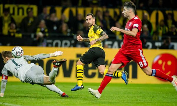 Bundesliga: Αναβολή στη στέψη (videos)