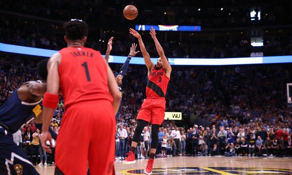 NBA: Οι Μπλέιζερς στους τελικούς της Δύσης! (video)