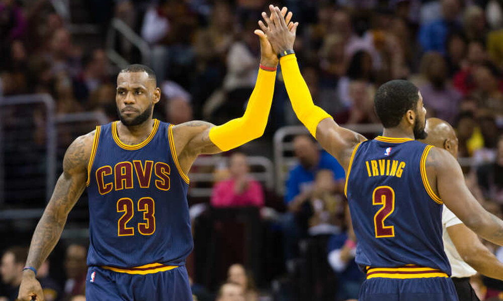 NBA: Οργιάζουν οι φήμες για Ίρβινγκ και Λεμπρόν!