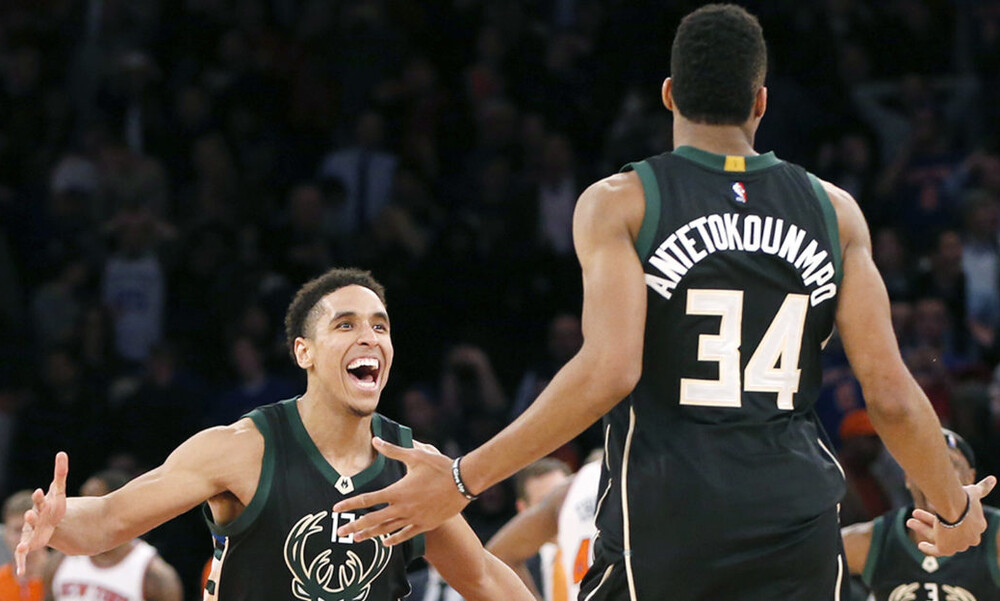 NBA: Αποθέωσε Αντετοκούνμπο ο Μπρόγκντον