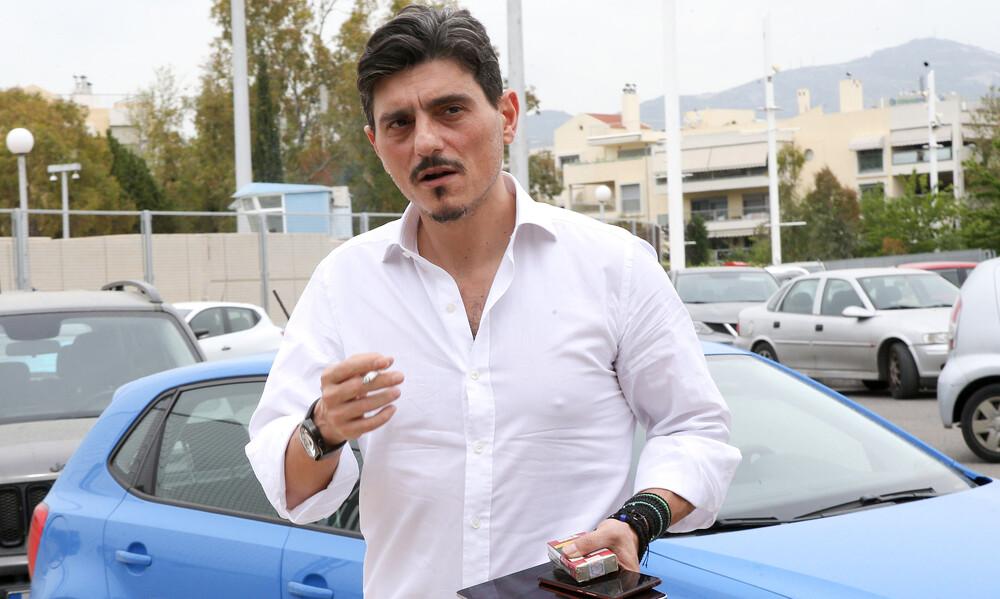 Στα γραφεία του ΕΣΑΚΕ ο Γιαννακόπουλος (video)