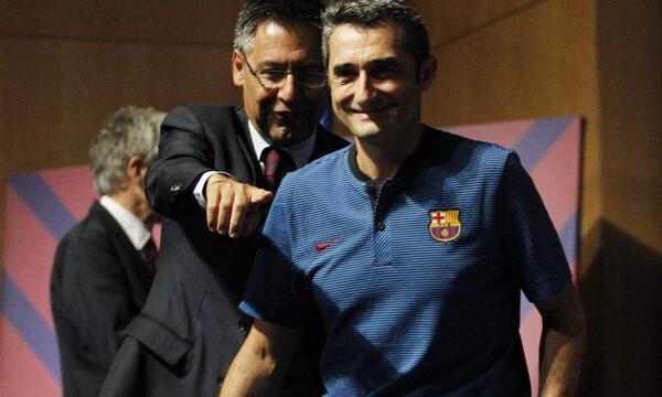 Στηρίζει Βαλβέρδε η Μπαρτσελόνα: «Είναι ο προπονητής που θέλουμε»!