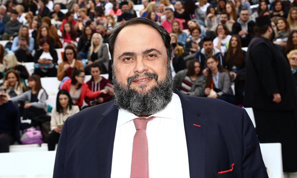 Όσα είπε ο Βαγγέλης Μαρινάκης για τον Ολυμπιακό