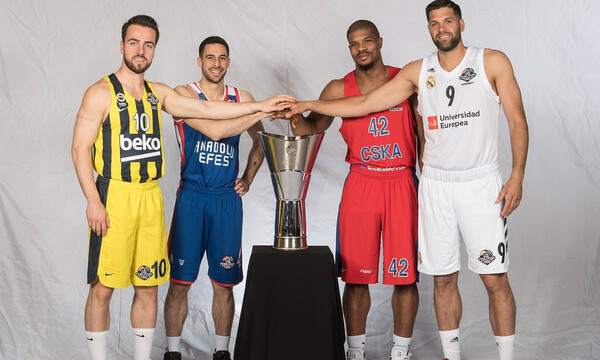 Final Four Euroleague: Λάβετε θέσεις, ξεκινάει (photos)