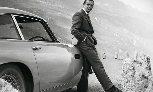 Η θρυλική Aston Martin του 007 είναι ξανά εδώ