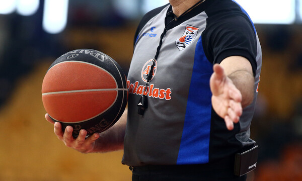 Basket League: Όλοι οι διαιτητές για τα παιχνίδια των play offs