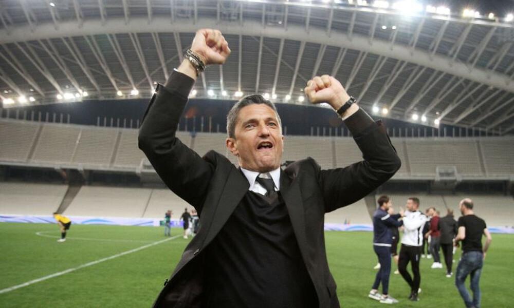 Λουτσέσκου: «Θέλω Champions League και νέα τρόπαια με τον ΠΑΟΚ»