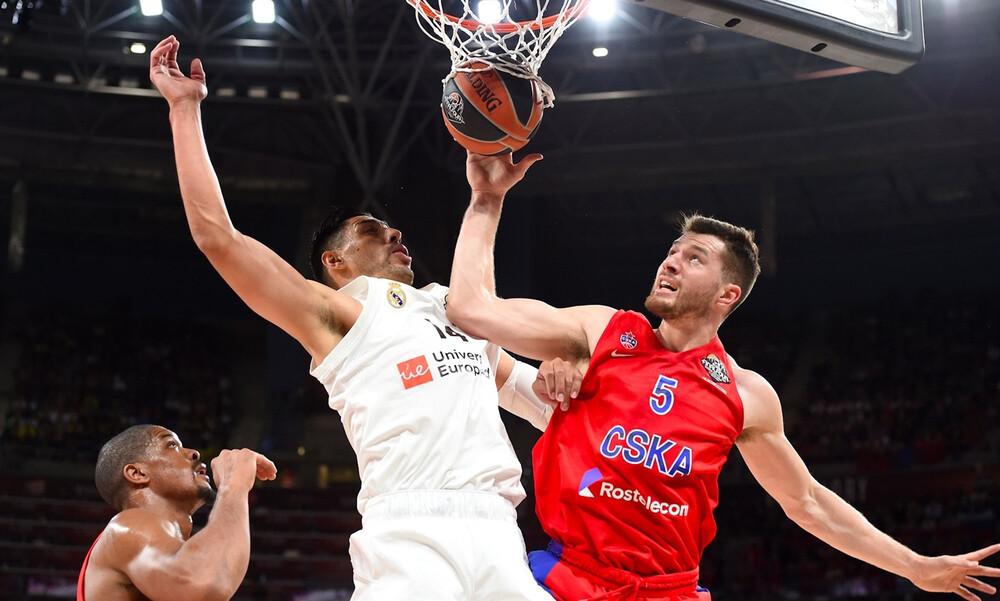 Έξαλλος ο Ντόντσιτς για το ΤΣΣΚΑ Μ. – Ρεάλ Μ.: «42 βολές σε ημιτελικό Euroleague;» (photo)