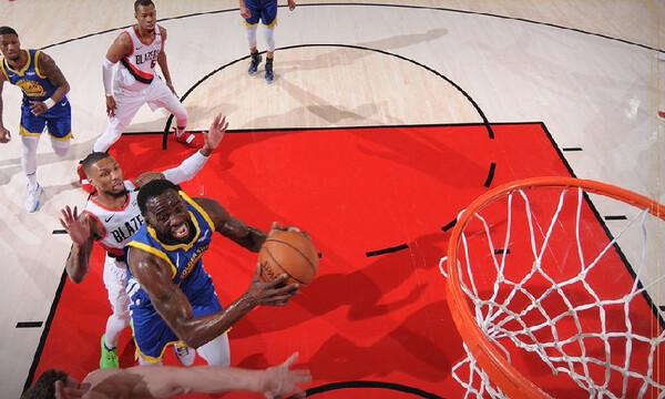 NBA: Ένα βήμα πριν τους τελικούς οι Γουόριορς (video)