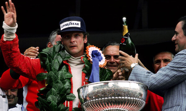 O Θάνατος κατάφερε τελικά να προσπεράσει τον Niki Lauda