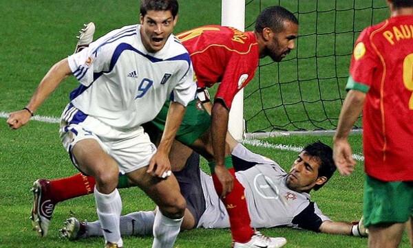 Ελλάδα-Πορτογαλία, 15 χρόνια μετά...