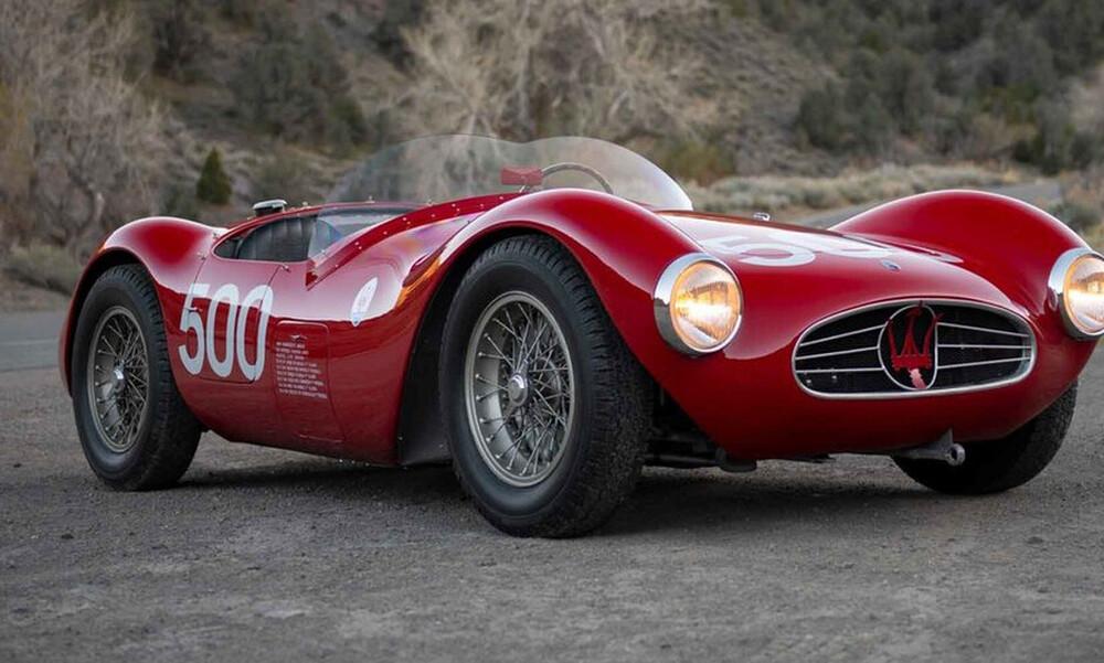 Το αμάξι που τα έβαλε με τη Ferrari