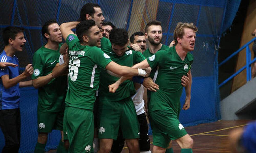 Ποδόσφαιρο σάλας: Η ισοφάριση μέσω της κάμερας του Leoforos.gr (videos)