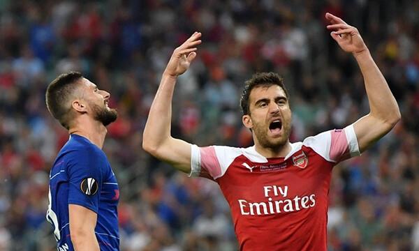 Τελικός Europa League: Πανταχού… παρών ο Σωκράτης, ανίκητος ο Τσεχ! (photos+videos)