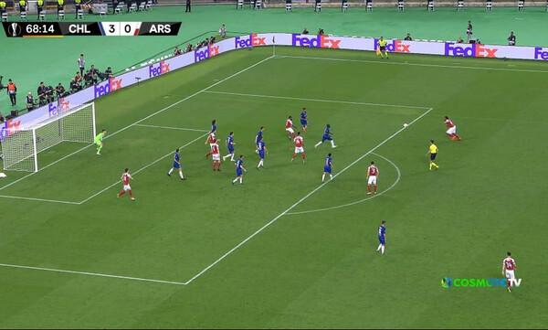 Τελικός Europa League: Το γκολ της χρονιάς ο Ιβόμπι! (video)