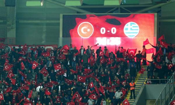 Τουρκία – Ελλάδα LIVE: Το φιλικό στην Αττάλεια