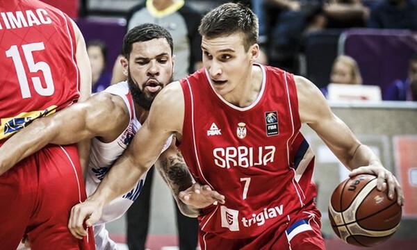 Η 24άδα της Σερβίας για το Mundobasket