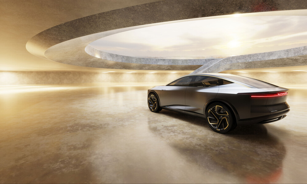 Η Nissan δείχνει το όραμά της για την μελλοντική κινητικότητα, στην έκθεση τεχνολογίας CES Asia 2019