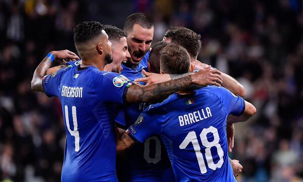 Προκριματικά Euro 2020: Με ανατροπή η Ιταλία - Όλα τα γκολ (videos)