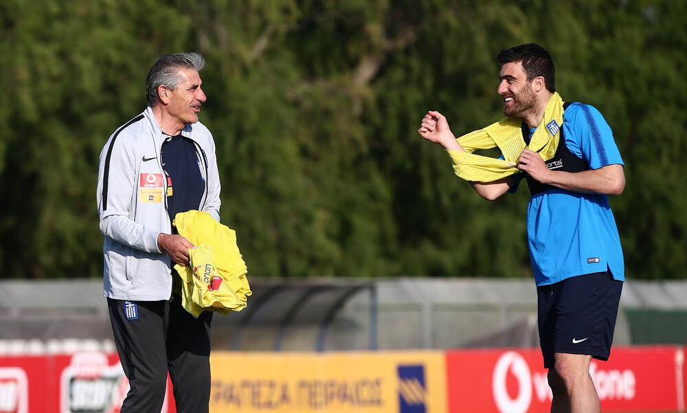 Το θέμα είναι αν είναι καλός προπονητής, όχι αν τον θέλει ο Παπασταθόπουλος…