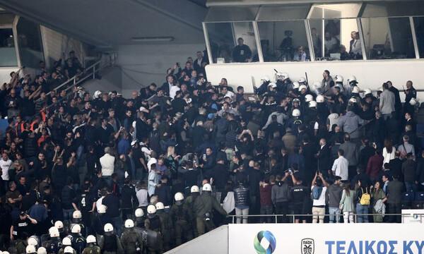 ΠΑΟΚ – ΑΕΚ: Οι ποινές για τον τελικό Κυπέλλου Ελλάδας