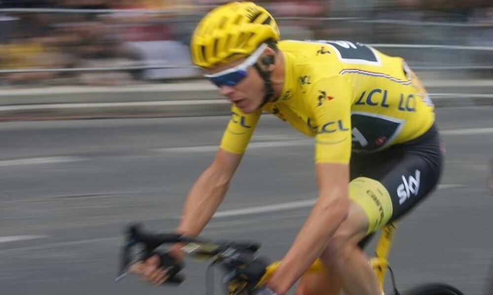 Ποδηλασία: Σοβαρό ατύχημα για τον Φρουμ, χάνει το Γύρο Γαλλίας