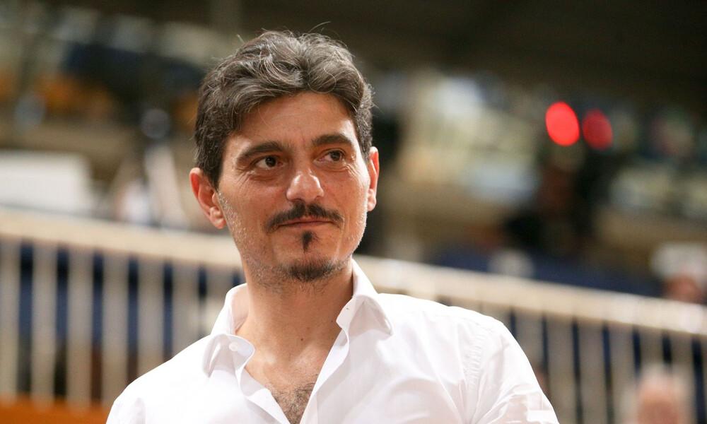 Γιαννακόπουλος: «Το μπάσκετ έχει ανάγκη προσπάθειες σαν του Προμηθέα, όχι ομάδες σαν τον Ολυμπιακό»