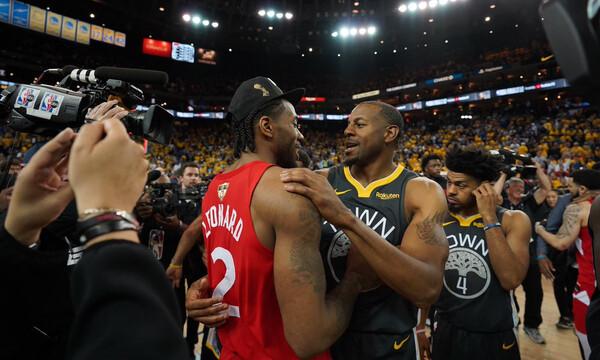 NBA: Τα καλύτερα του 6ου τελικού (video)