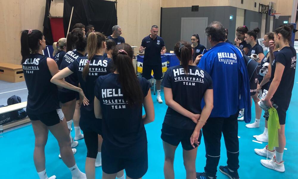 Silver European League: Πανέτοιμη για το «διπλό» κορυφής η Εθνική Γυναικών
