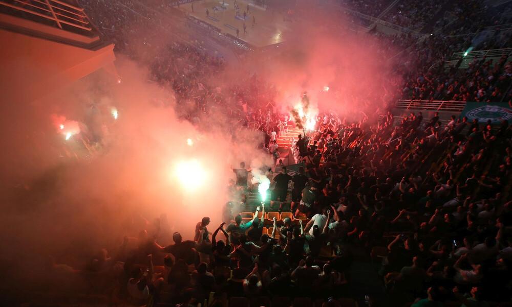 «Πράσινο» πάρτι στο ΟΑΚΑ για το 38ο του Παναθηναϊκού (videos+photos)