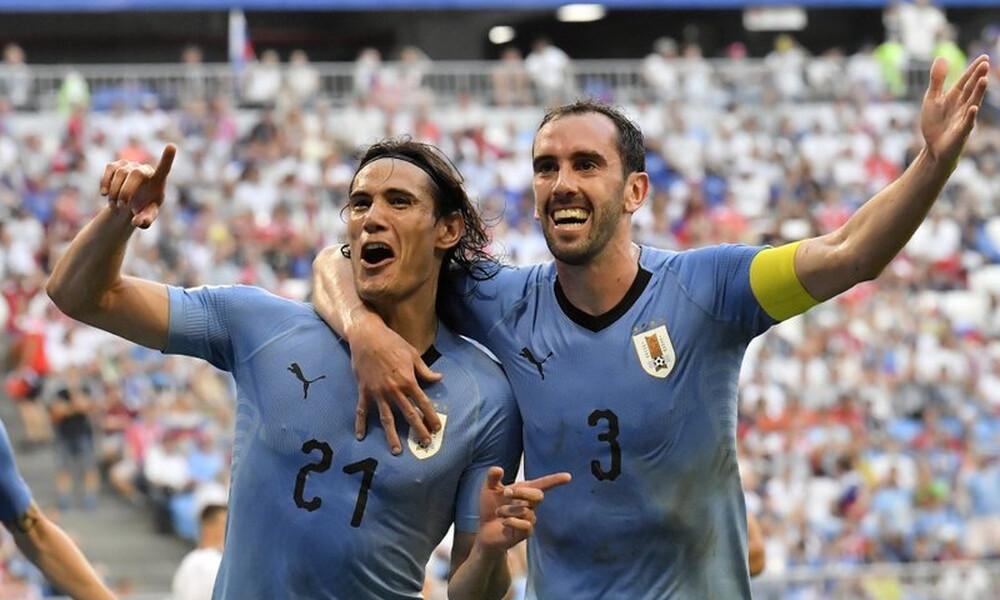 Στη μάχη και η Ουρουγουάη