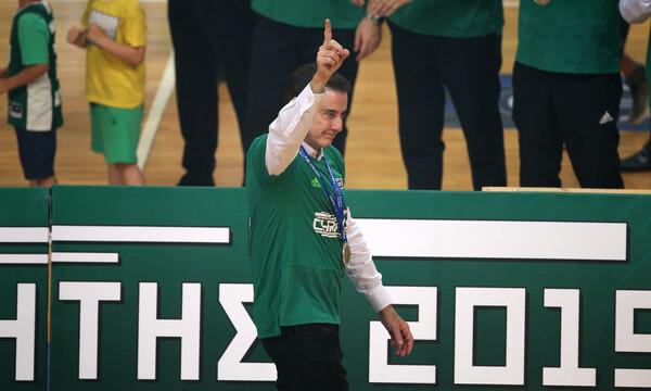 Πιτίνο: «Ο Παναθηναϊκός μου πρότεινε να γίνω προπονητής και πρόεδρος» (photos)