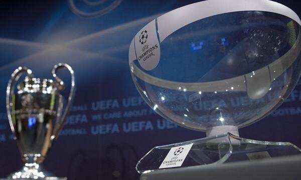 Live chat: Η κλήρωση του Ολυμπιακού στο Champions League