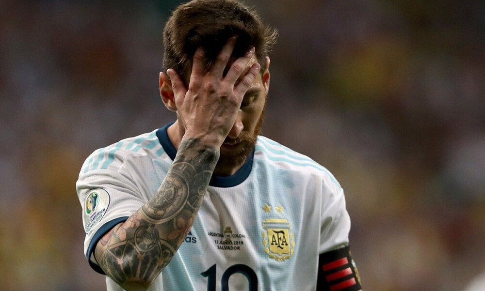 Copa America: Κοντά στον αποκλεισμό η Αργεντινή – Πρόκριση για Κολομβία (videos)
