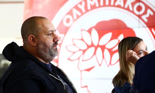Ολυμπιακός: Αναλαμβάνει αντιπρόεδρος ο Κώστας Καραπαπάς