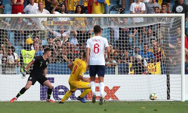 Euro U21: Απίστευτη νίκη της Ρουμανίας επί της Αγγλίας με 4-2, ενώ ήταν 0-0 έως το 76' (video)