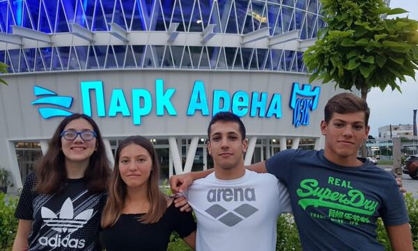 Κολύμβηση: Ξεχώρισαν Κοντοβάς και Στούρα στην «αυλαία» των αγώνων